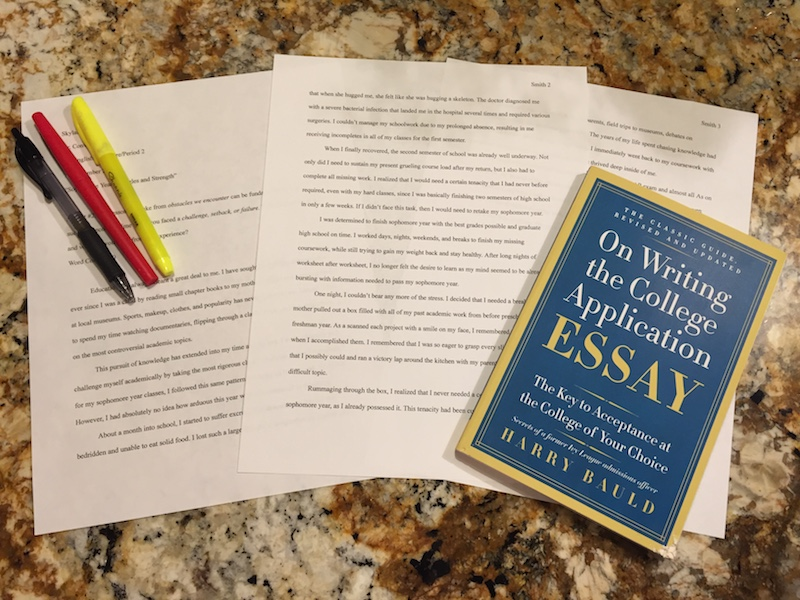 Something you should know about me essay college